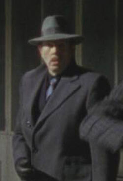 Batman 1989 - Napier Hood with Gray Trenchcoat 3