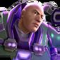 DC Legends Lex Luthor Assault Warsuit Portrait