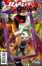 Harley Quinn Vol 2-9 Cover-2