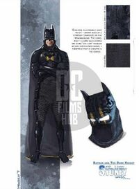 JLM Batman Costume Design 2