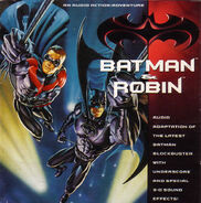 Batman & Robin: An Audio-Action Adventure