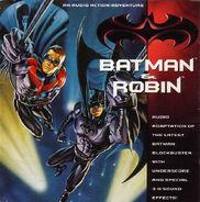 Batman & Robin: An Audio-Action Adventure