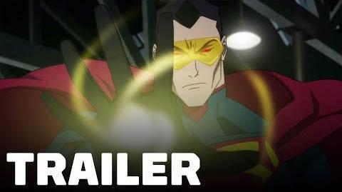 Reign of the Supermen - Trailer