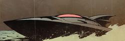 Batboat New 52
