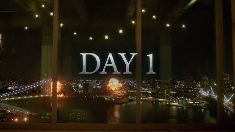 Día 1 Mientras Gotham cae, nosotros nos levantamos
