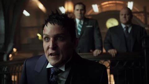 Este otoño en Gotham & Lucifer