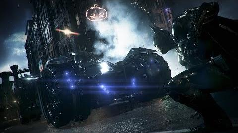 "Official Batman Arkham Knight Gameplay Trailer -- ""Evening the Odds"""
