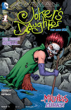 Batman Joker's Daughter Vol 2-1 Cover-1