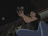 Yin points her gun