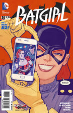 Batgirl Vol 4-39 Cover-2