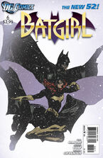 Batgirl Vol 4-6 Cover-1