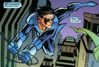 Nightwing dick year one