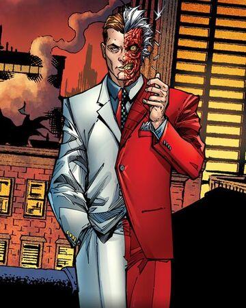 Two-Face | Batman Wiki | Fandom