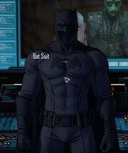 Prototype Batsuit