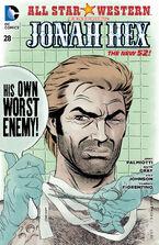 All-Star Western Vol 3-28 Cover-1