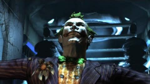 """Batman Arkham Asylum """"Breakout"""" Trailer"""