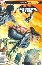 Batman and Robin-1 Cover-2
