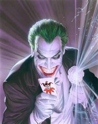 Joker und batman brüder