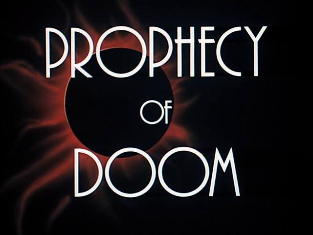 Image result for batman animated series prophecy of doom