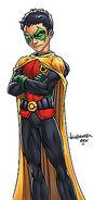 Robin-Damian