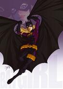 50 batgirl by fooray-d2ztzk2