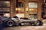 Batmobile pinewood