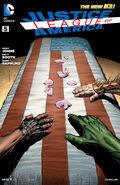 Justice League of America Vol 3-5 Cover-4