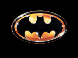 The Batman official logo