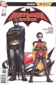 Batman and Robin-1 Cover-3