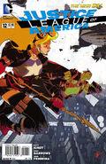 Justice League of America Vol 3-12 Cover-2