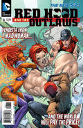 Red Hood and The Outlaws Vol 1-8 Cover-1