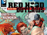 Red Hood and The Outlaws (Volume 1) Issue 8