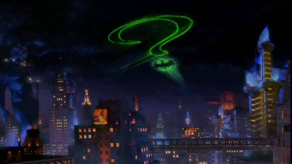 Image Riddler Batsignalg Batman Wiki Fandom Powered By Wikia