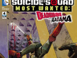 Suicide Squad Most Wanted: Deadshot/Katana (Volume 1) Issue 4