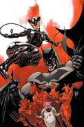 Batman Eternal Vol 1-10 Cover-1 Teaser
