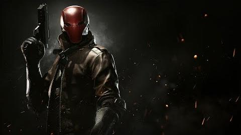 Injustice 2 - ¡Presentando a Red Hood!