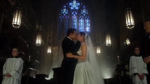 Mario y Leslie se casan