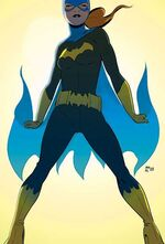 Batgirl-Year-One