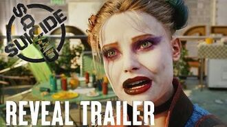 "Suicide Squad Kill the Justice League Official Reveal Trailer -- ""Alpha Target"""