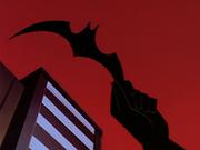 Batman TAS Batarang