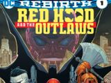 Red Hood and the Outlaws Vol.2 1