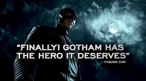 Adelanto - GOTHAM tiene el héroe que se merece