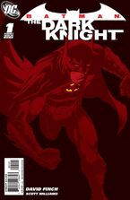 Batman The Dark Knight-1 Cover-2