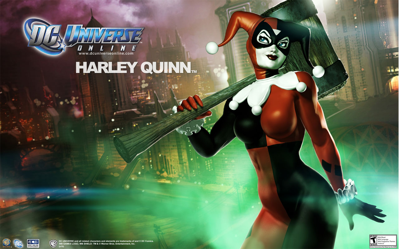 Harley quinn hook up with nightwing