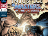 Injustice vs. Masters Of The Universe Vol.1 2