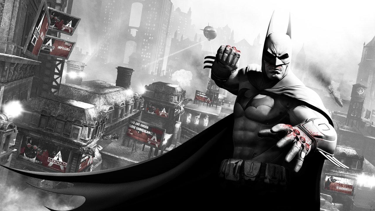 Wallpaper 1080p Batman Arkham By Deaviantwatcher D4bl
