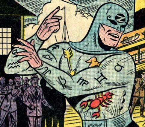 Zodiac Master Batman Wiki Fandom Powered By Wikia