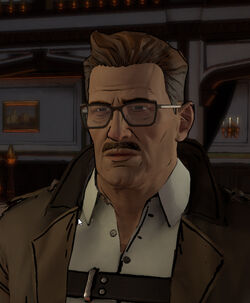 James Gordon (Telltale)