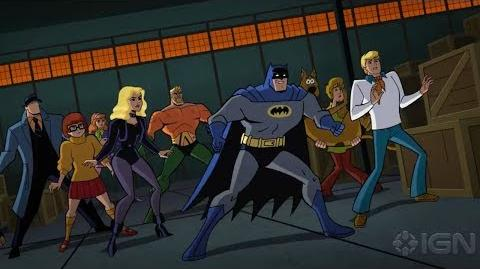 Scooby-Doo! & Batman The Brave and the Bold - Trailer