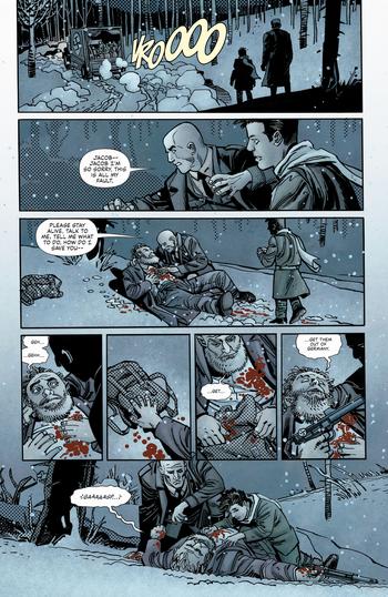 Batman White Knight Presents Von Freeze Vol.1 1 imagen